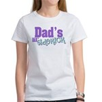 Dad's Lil' Sidekick Women's T-Shirt