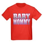 Baby Mommy Kids Dark T-Shirt