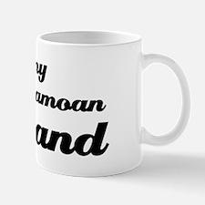 I love my Samoan Husband Mug