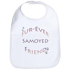 Samoyed Furever Bib
