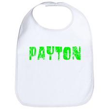 Payton Faded (Green) Bib