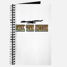 SMALL TOWN AMERICAN PRIDE GIFTS Journal