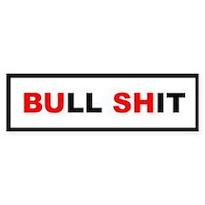 Bush Bull Shit (Bumper)