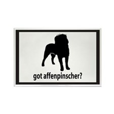 Got Affenpinscher? Rectangle Magnet