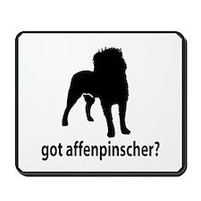 Got Affenpinscher? Mousepad