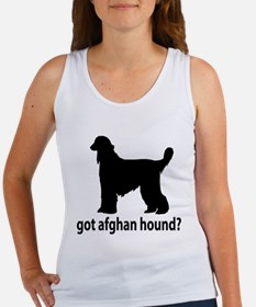 Got Afghan Hound? Women's Tank Top