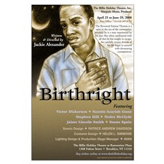 Birthright Posters