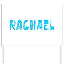 Rachael Faded (Blue) Yard Sign