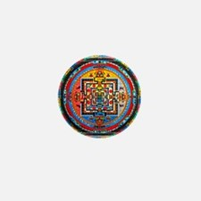 Cute Himalayas Mini Button