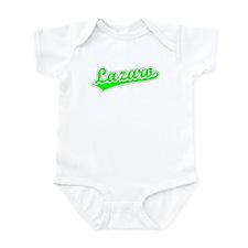 Retro Lazaro (Green) Infant Bodysuit