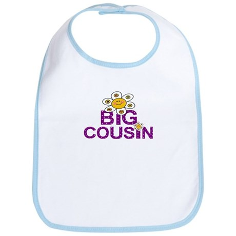 Cute Big Cousin Bib