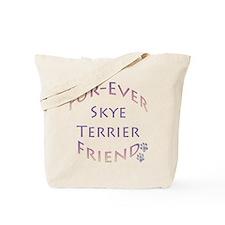 Skye Terrier Furever Tote Bag
