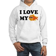 Pet Goldfish Hoodie