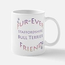 Staffy Furever Mug