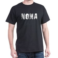 Noma Faded (Silver) T-Shirt