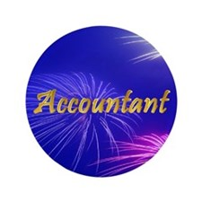 "Accountant 3.5"" Button (100 pack)"