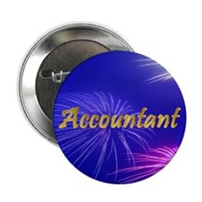 "Accountant 2.25"" Button (10 pack)"
