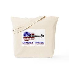 REDNECK WOMAN! Tote Bag
