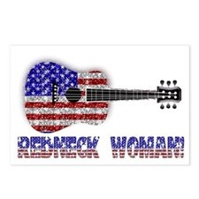 REDNECK WOMAN! Postcards (Package of 8)