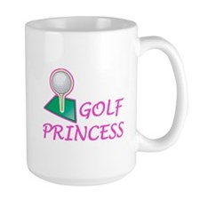 Golf Princess Mug
