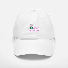 Golf Princess Baseball Baseball Cap