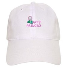 Golf Princess Baseball Cap