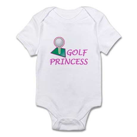 Golf Princess Infant Bodysuit
