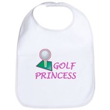 Golf Princess Bib