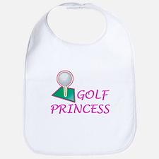 Golf Princess Bib