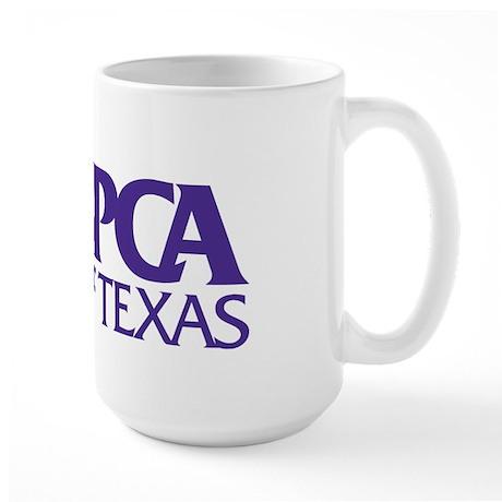 SPCA of Texas Large Mug