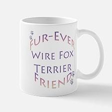 Wire Fox Furever Mug
