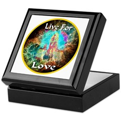 Live For Love Keepsake Box