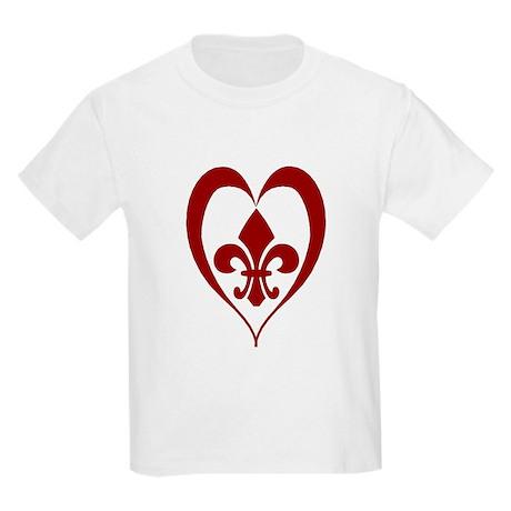 I Love Nola Kids Light T-Shirt
