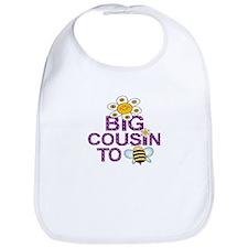 Cute Big Cousin to Be Bib
