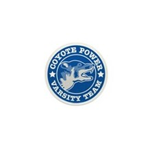 Coyote Power Mini Button (10 pack)