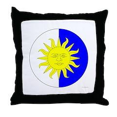 Atenveldt Populace Throw Pillow