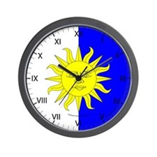 Atenveldt Populace Wall Clock