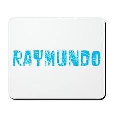 Raymundo Faded (Blue) Mousepad