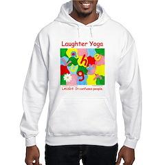 Laughter Yoga LAUGH Unisex Hoodie