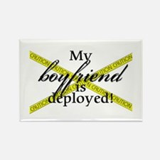 Deployed Boyfriend Rectangle Magnet