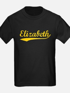 Vintage Elizabeth (Orange) T