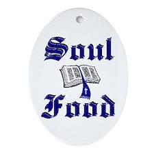 Soul Food Keepsake (Oval)