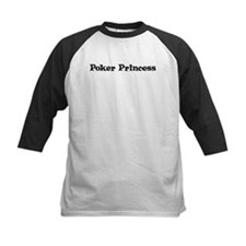 Poker Princess Tee