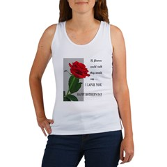 MOTHER'S DAY Women's Tank Top