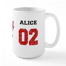 Vampire Baseball - Alice 02 Mug