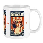Obey the Beagle! American Beagle Mug