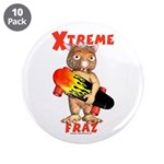 "Fraz Extreme 3.5"" Button (10 pack)"