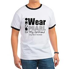 Pearl Ribbon Girlfriend T