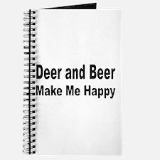 Funny Gut deer Journal
