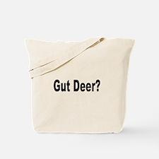 Cute Deer hunting Tote Bag